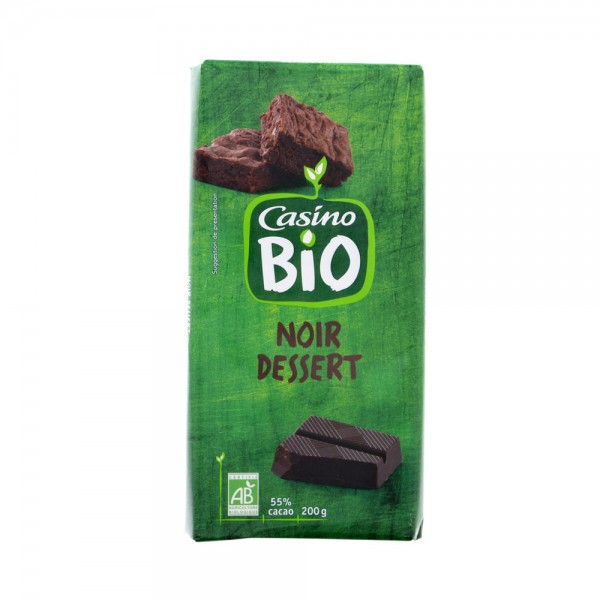Casino Chocolat Noir Bio 496048-V001 by Casino