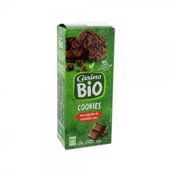 Casino Bio Cookie Choco Bio - 175G 496112-V001 by Casino