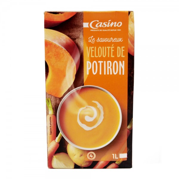 VELOUTE POTIRON 496403-V001 by Casino
