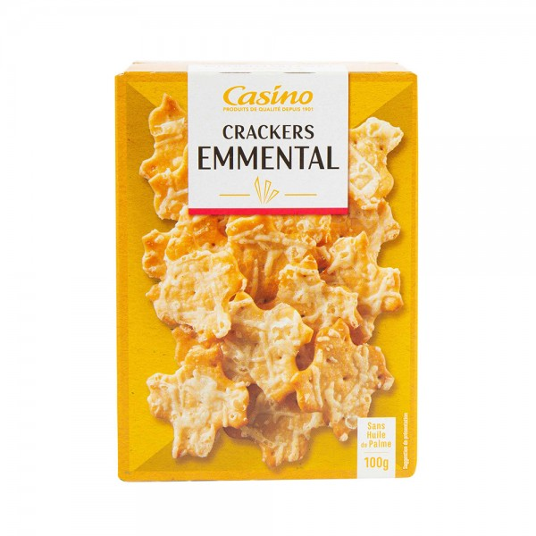 CRACKERS EMMENTAL 496570-V001 by Casino