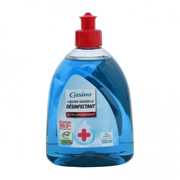 Casino Liquide Vaisselle Desinfectant - 500Ml 496723-V001 by Casino