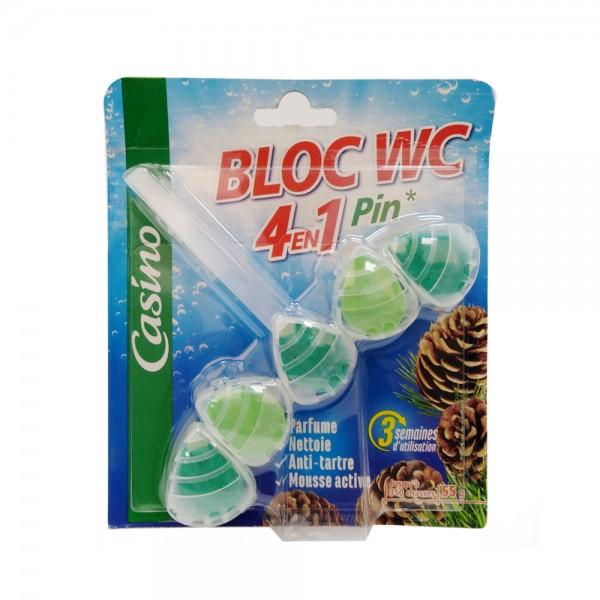 BLOC 4 EN 1 PIN 496803-V001 by Casino
