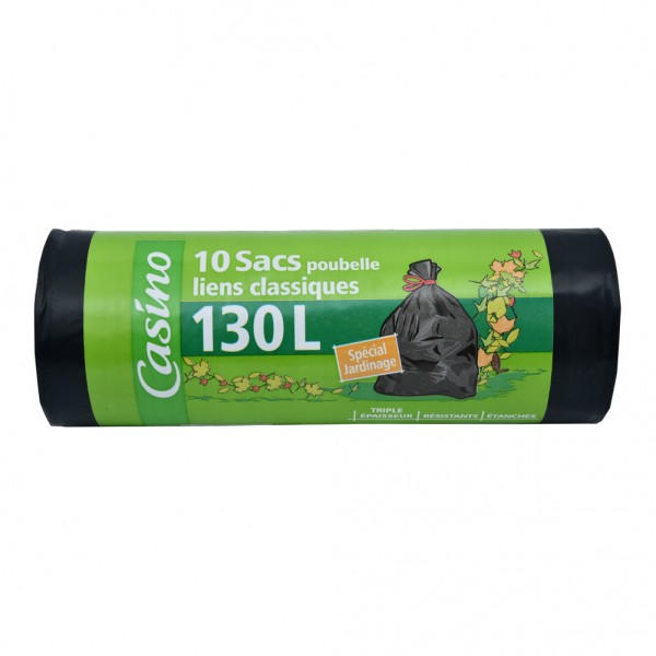 Casino Sac Sac Poubele Jardn Classique - 10X130 496960-V001 by Casino