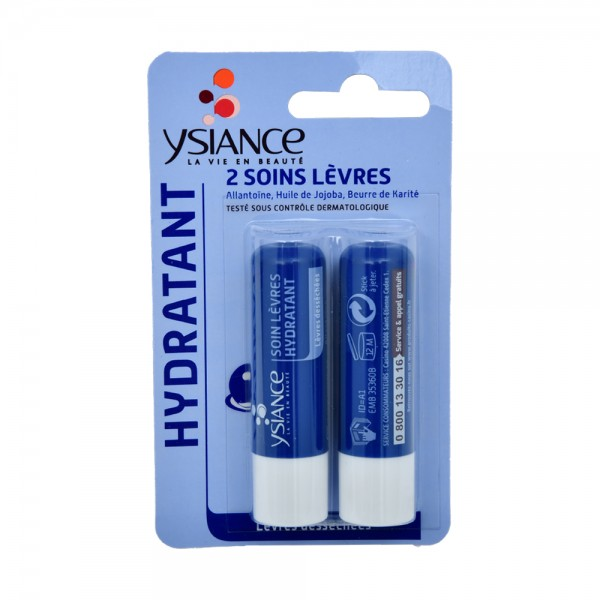 Ysiance Soin Levre Hydratant - 2Pc 497326-V001 by Ysiance