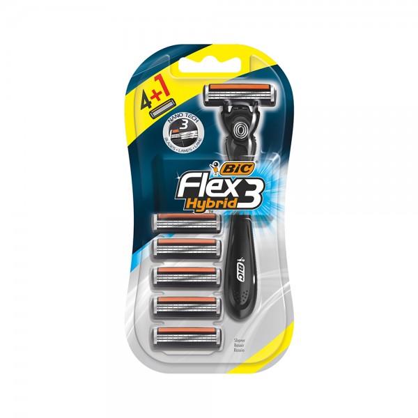Bic Flex 3 Hybrid 4+1 Eu 498239-V001 by Bic