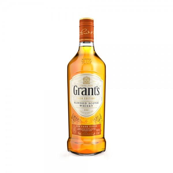 Grants Whisky Rum Cask - 750Ml 498429-V001 by Grant's