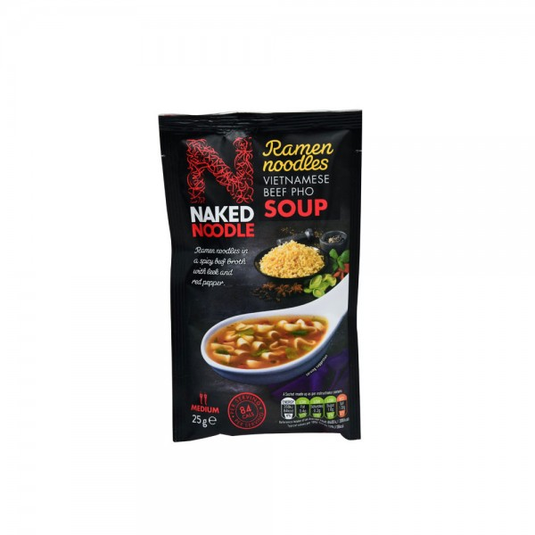 N.Noodle Vietnamese Chili Beef Cup Soup 498475-V001 by Naked Noodle