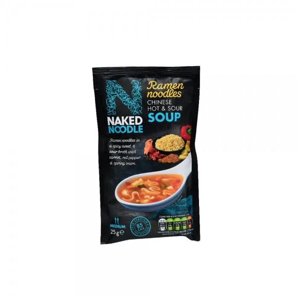 N.Noodle Chinese Hot + Sour Cup Soup 498476-V001 by Naked Noodle