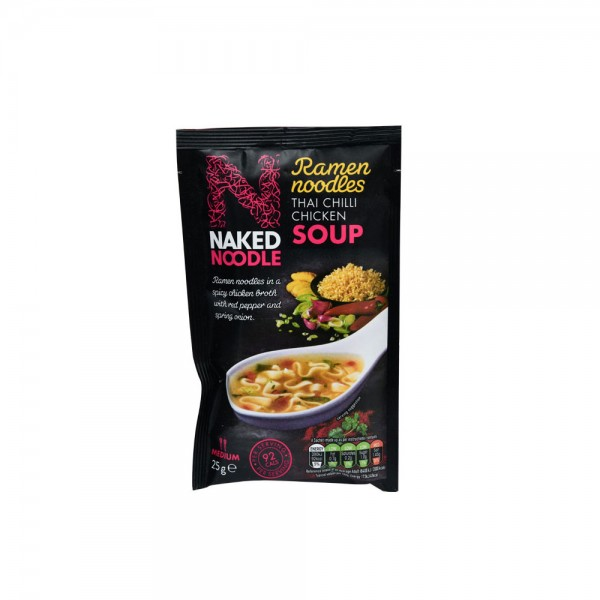 N.Noodle Thai Chilli Chicken Cup Soup 498477-V001 by Naked Noodle