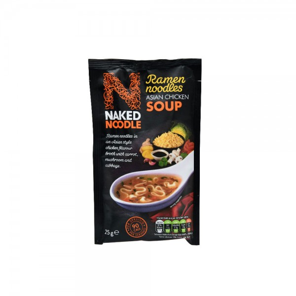 N.Noodle Asian Chicken Cup Soup 498479-V001 by Naked Noodle