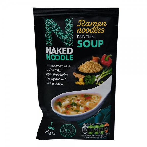 Naked Noodle Pad Thai Soup Cup 25g 498481-V001 by Naked Noodle