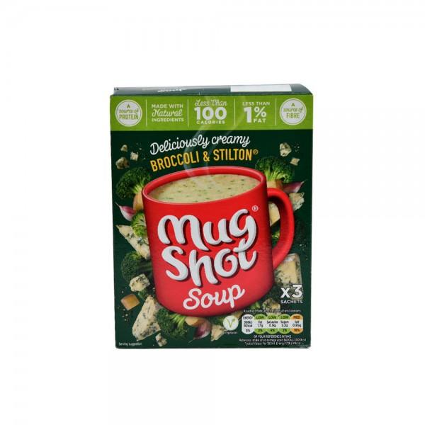 Mugshot Broccoli + Stilton Cup Soup 498489-V001 by Mug Shot