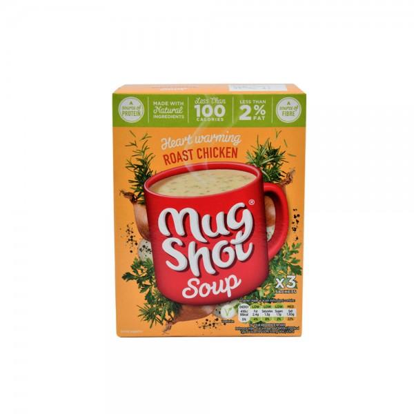 Mugshot Roast Chicken Cup Soup 498490-V001 by Mug Shot