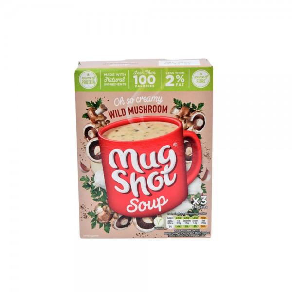 Mugshot Mushroom Cup Soup 498491-V001 by Mug Shot