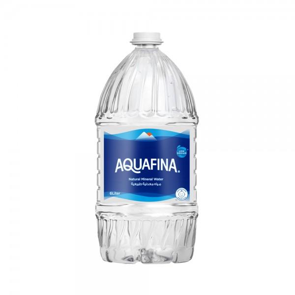 Aquafina Mineral Water Gallon Pet - 6L 499050-V001 by Aquafina