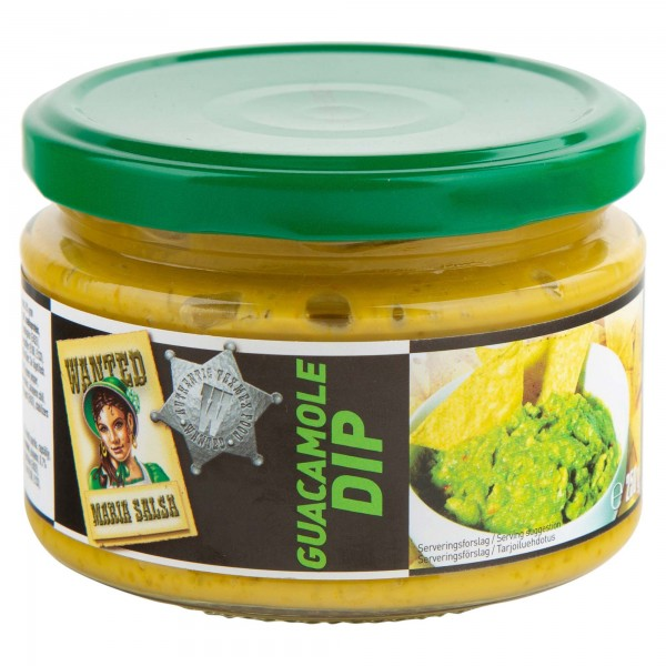 Wanted Guacamole Dip Sauce 250G 499142-V001