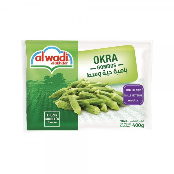 Al Wadi Al Akhdar Baby Okra Medium 499314-V001 by Al Wadi Al Akhdar
