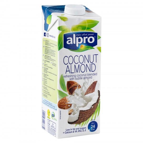 Alpro Almond Coconut Drink 1L 499450-V001 by Alpro