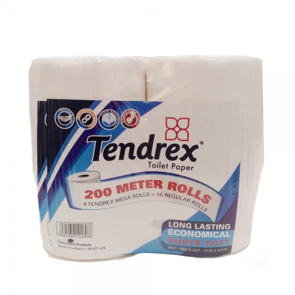 TENDREX TOILET ROLL 499684-V001 by Sanita