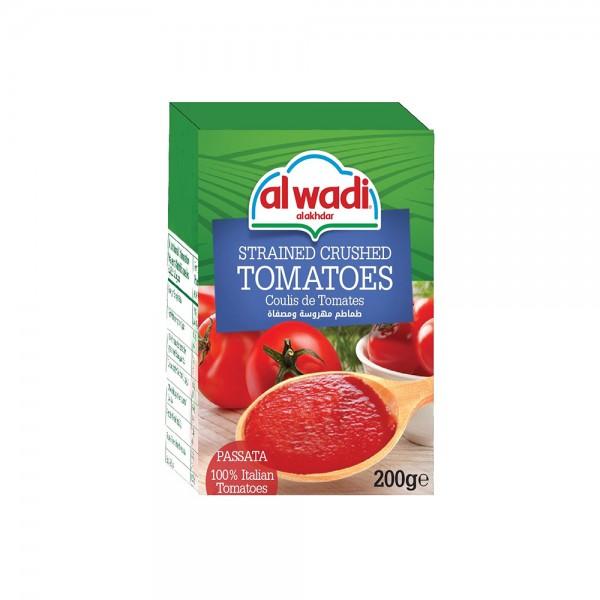 Al Wadi Al Akhdar Strained Tomatoes 500044-V001 by Al Wadi Al Akhdar