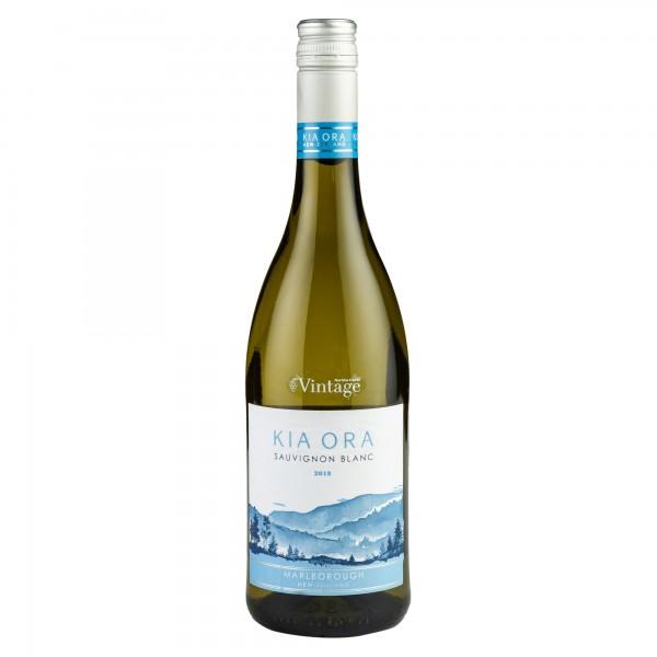 Kia Ora Sauvignon Blanc 2018 750ml 500171-V001 by Kia Ora
