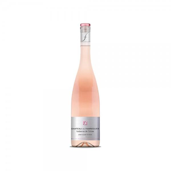 F Fabregue F Fabregues Costieres Pink - 750Ml 500186-V001 by Château de Fabregues