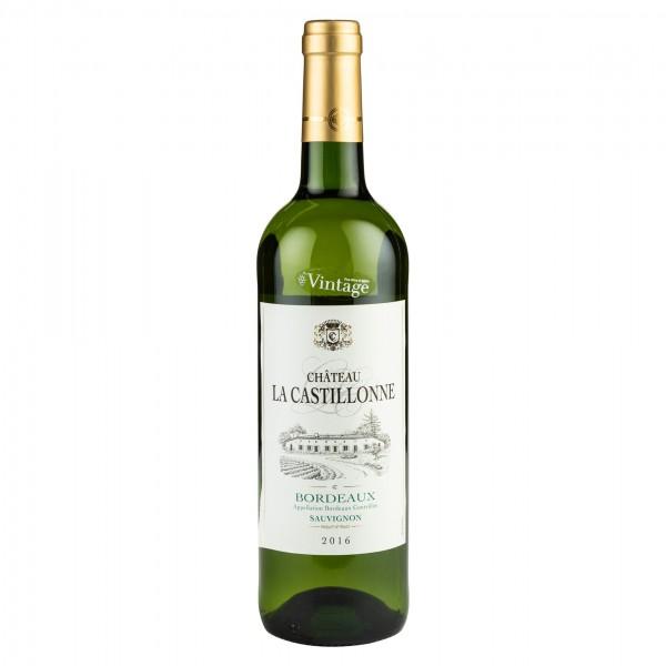 Chateau La Castillonne Bordeaux Sauvignon 2016 750ml 500233-V001