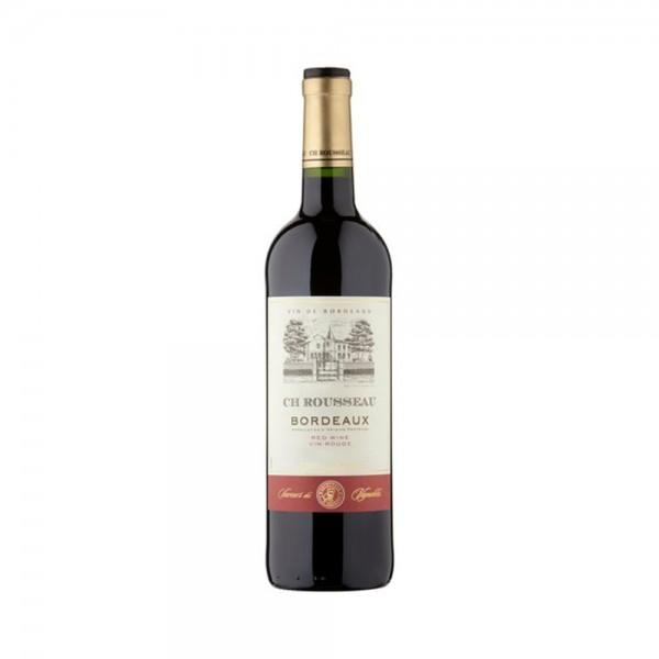 C.Rousseau Bordeaux Red - 750Ml 500235-V001 by Ch Rousseau