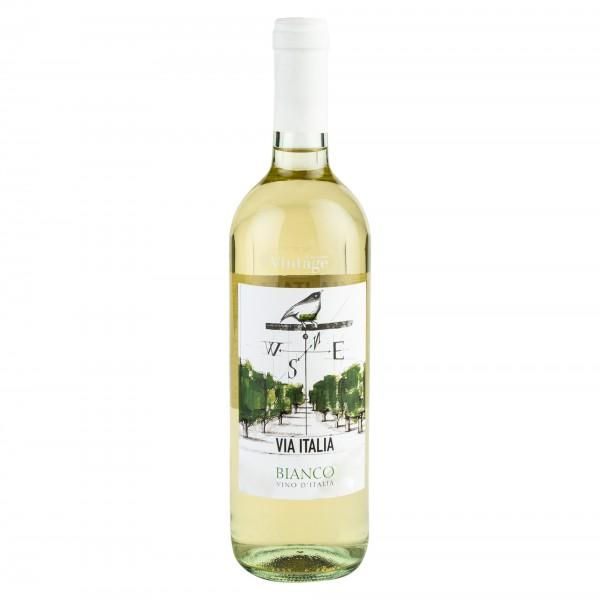 Via Italia Bianco White Wine 750ml 500267-V001 by Via Italia