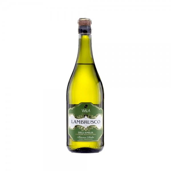 Viala Lambrusco White Nv - 750Ml 500277-V001 by Viala