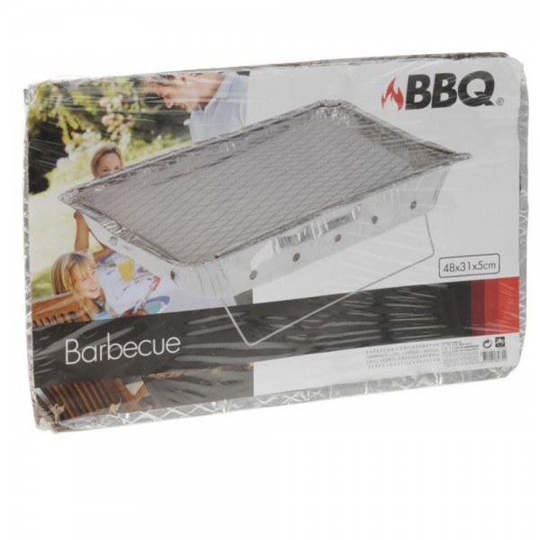 Grill Instant Grill W Coals 1000G - 48X31 500373-V001 by Home Collection