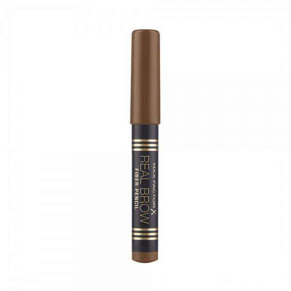 Max Factor Real Eyebrow Pen Light Brown - 1Pc 502066-V001 by Max Factor