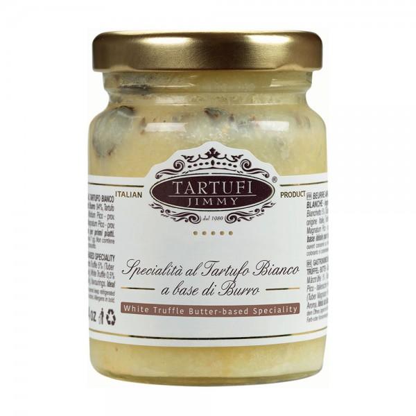Tartufi Jimmy White Truffle Butter-Based Speciality 40G 502261-V001 by Tartufi Jimmy