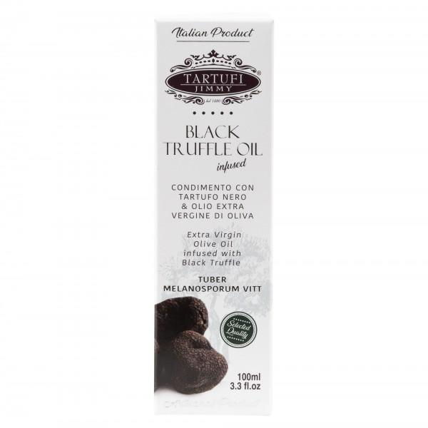 Tartufi Jimmy Black Truffle Extra Virgin Oil 100ml 502264-V001 by Tartufi Jimmy