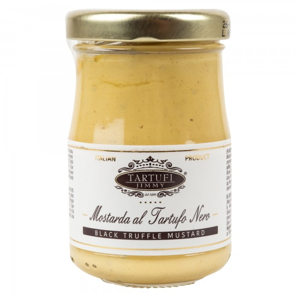 Tartufi Jimmy Black Truffle Mustard 100G 502267-V001 by Tartufi Jimmy