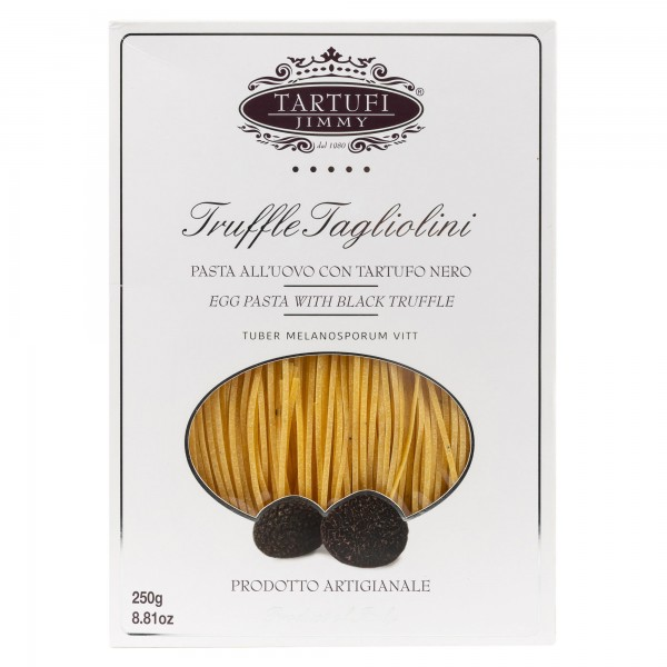 Tartufi Jimmy Black Truffle Flavored Tagliolini Pasta 250G 502270-V001 by Tartufi Jimmy