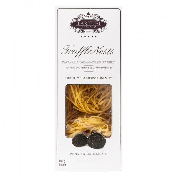 Tartufi Jimmy Truffle Nests, Egg Pasta With Black Truffle 250G 502271-V001 by Tartufi Jimmy