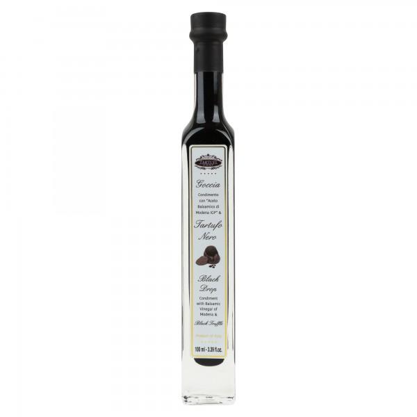Tartufi Jimmy Black Drop Truffle Balsamic Vinegar 100ml 502277-V001 by Tartufi Jimmy