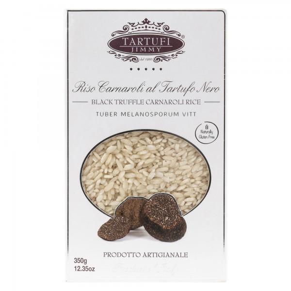 Tartufi Jimmy Black Truffle Carnaroli Rice 350G 502285-V001 by Tartufi Jimmy