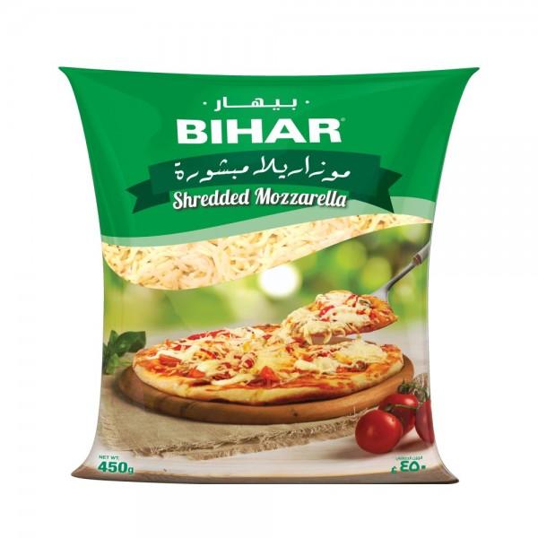 Bihar Shredded Mozzarella 450g 502679-V001 by Bihar