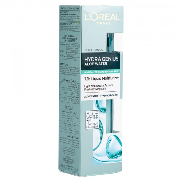 L'Oreal Hydragenius Waters Pss 70ml 502897-V001 by L'oreal