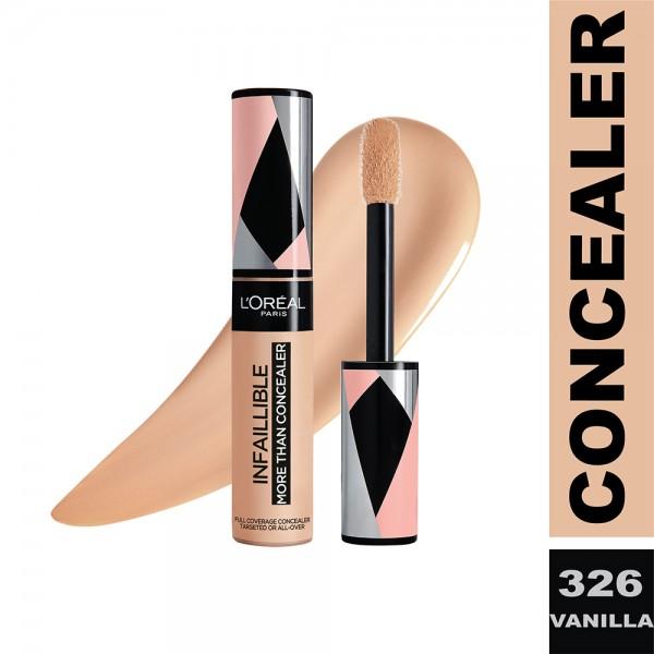 L'Oréal Paris - Infaillible Full Wear Concealer - 326 Vanilla 502961-V001 by L'oreal