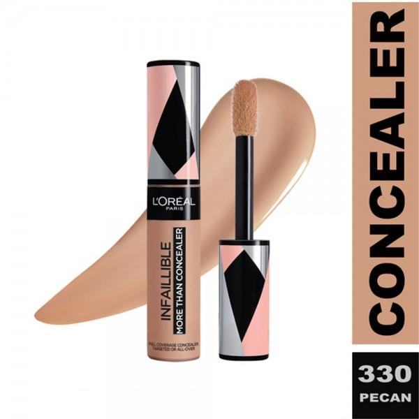 L'Oréal Paris - Infaillible Full Wear Concealer - 330 Pecan 502962-V001 by L'oreal
