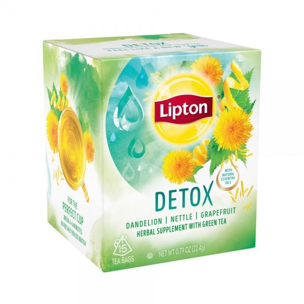 DETOX TEA 503019-V001 by Lipton