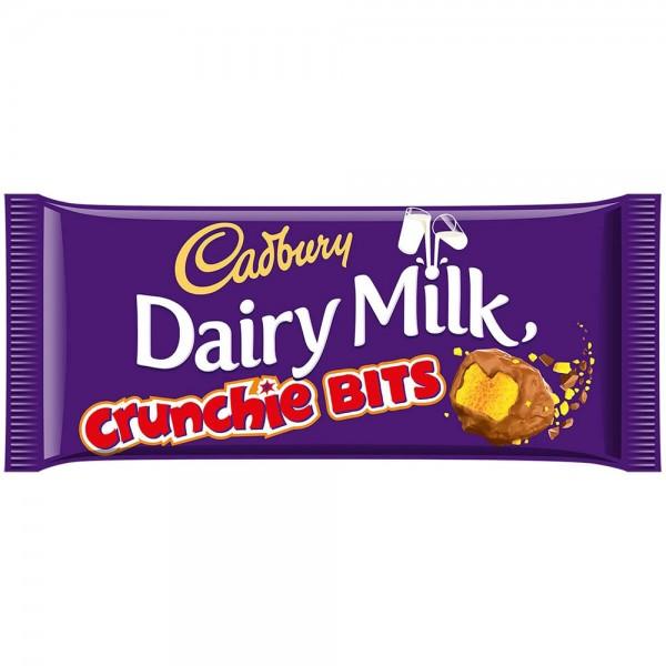 Cadbury Dairy Milk Crunchie 200G 503530-V001 by Cadbury