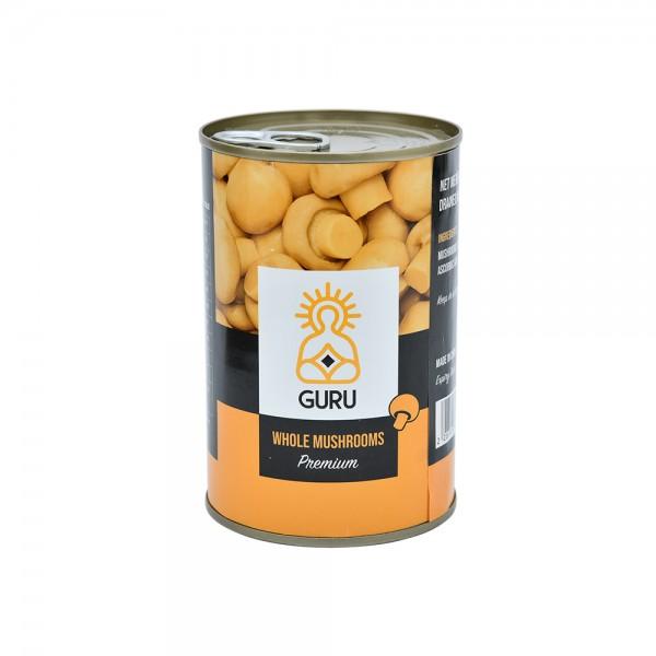 Guru Whole Mushroom 400g 503736-V001 by Guru