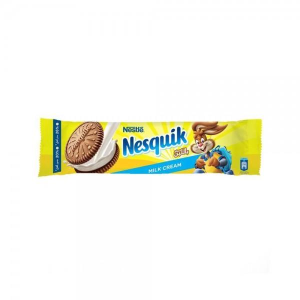 NESQUIK BISCUIT MILK 504093-V001 by Nestle