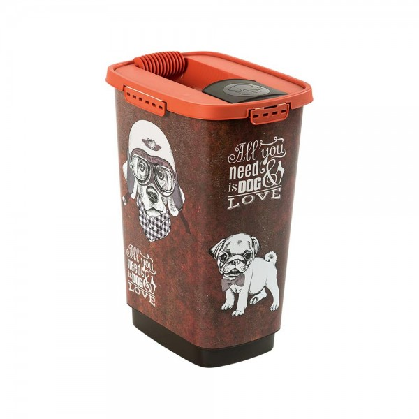 Sundis Container Cody Dog Vintage - 25L 504121-V001 by Sundis