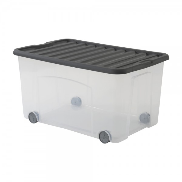 Sundis Roller Ventilo Trans/Grey - 50L 504127-V001 by Sundis