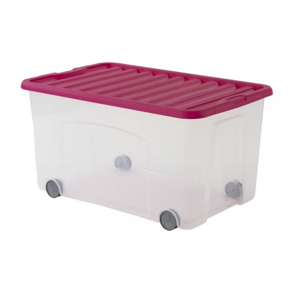 Sundis Roller Ventilo Trans/Pink - 50L 504128-V001 by Sundis